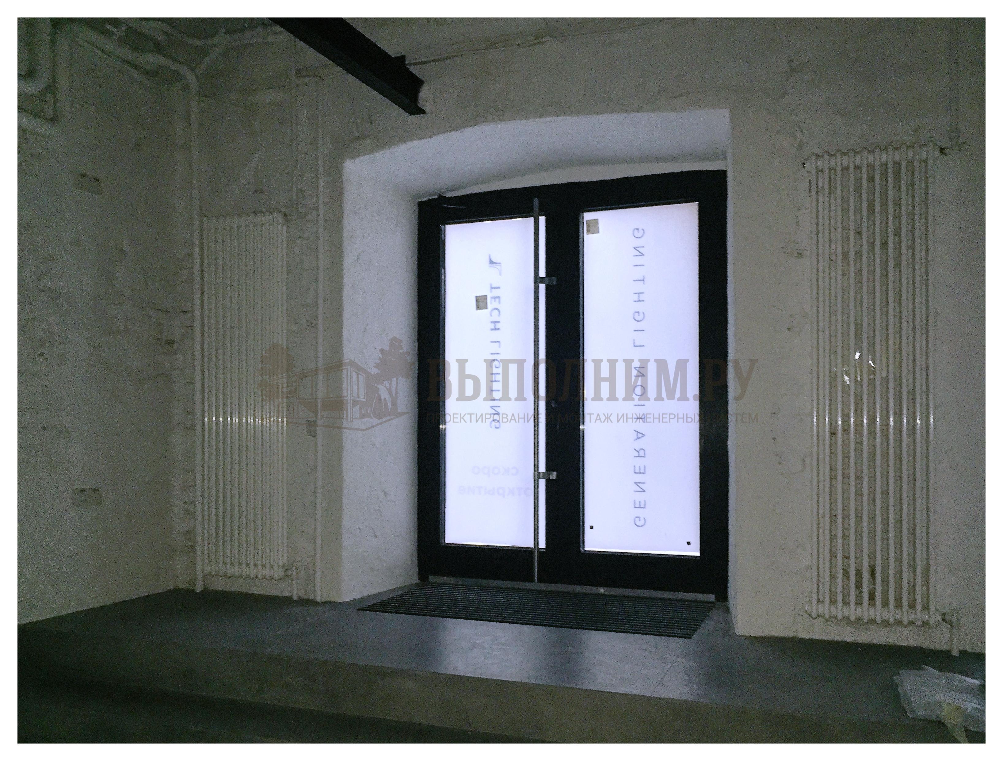 Монтаж радиаторов Zehnder взамен чугунных приборов отопления